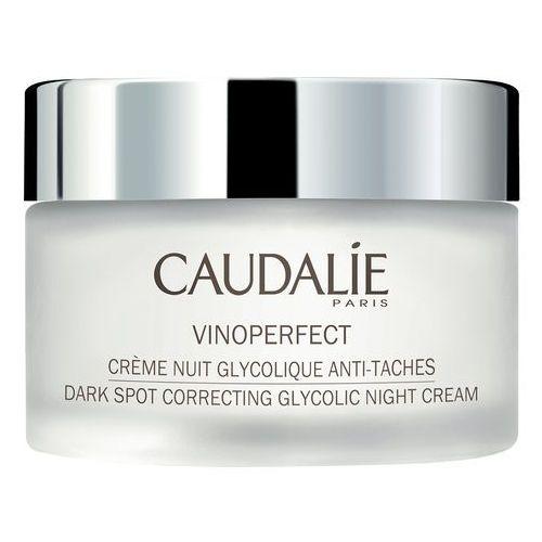 vinoperfect | glikolowy krem na noc przeciw przebarwieniom 50ml marki Caudalie