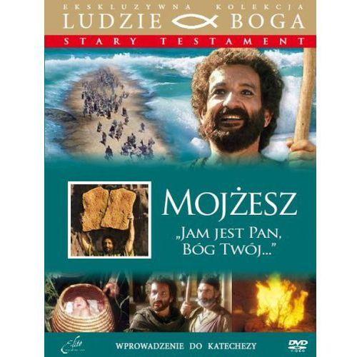 MOJŻESZ + film DVD - MOJŻESZ + film DVD