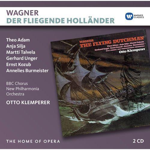 WAGNER: DER FLIEGENDE HOLLANDE - Otto Klemperer (Płyta CD)