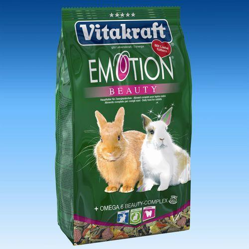 VITAKRAFT Emotion Beauty pokarm dla królików