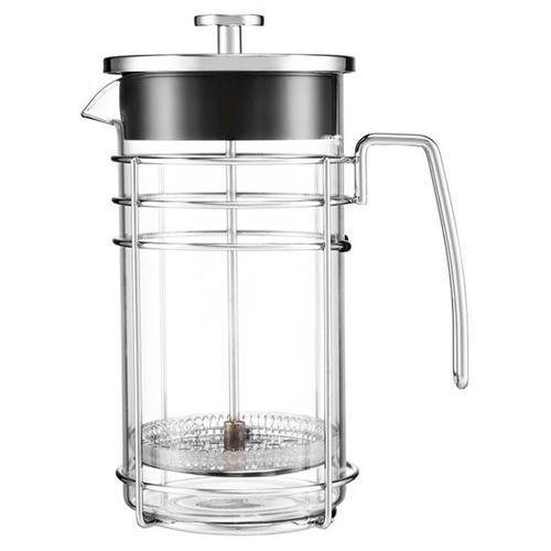 Zaparzacz do kawy aroma 1000 ml z metalową rączką - french press marki Ambition