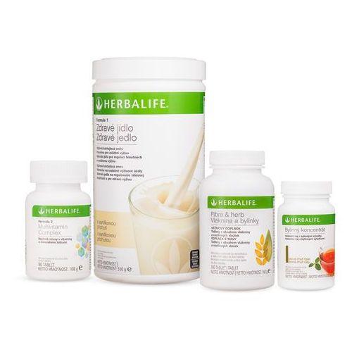 Herbalife Zestaw zdrowy posiłek - z koktajlem f1 550g - OKAZJE