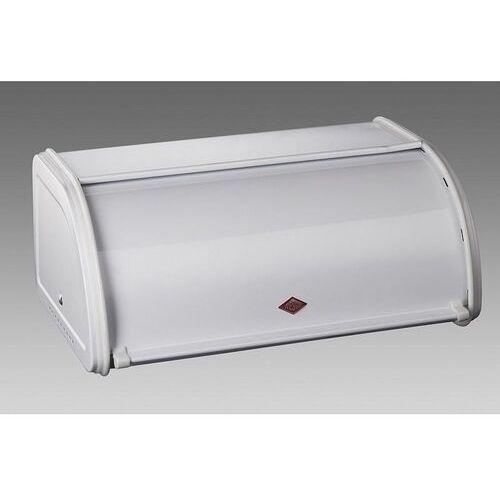Wesco - pojemnik na pieczywo classic mini 33 cm - biały, 212101-01