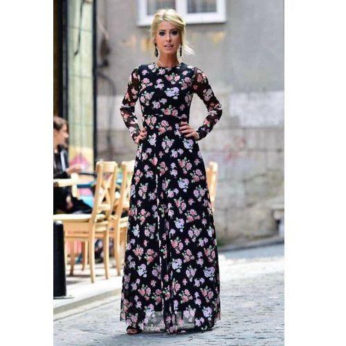 Sukienka BELASA, kolor wielokolorowy