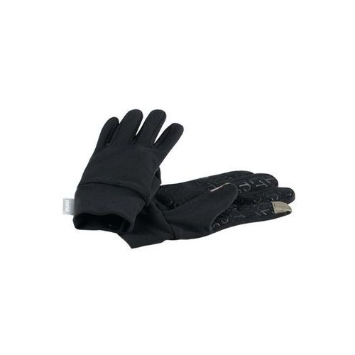 Rękawice pięciopalczaste przejściowe Reima Zinkenite czarne - 9990 (6416134669190)