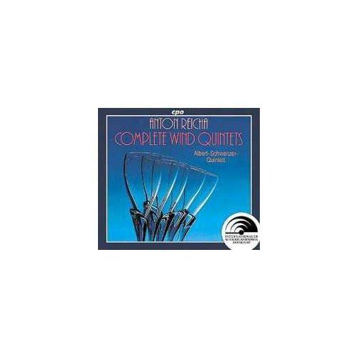 Reicha: Complete Wind Quintets 1-10, 999250-2