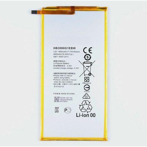Huawei mediapad m1 / hb3080g1ebw 4800mah 18.3wh li-polymer 3.8v (oryginalny)