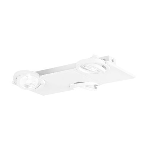 Plafon Eglo Brea 39135 oprawa lampa sufitowa spot 3x5W LED biała