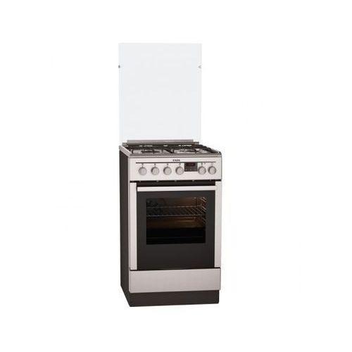 AEG 47395GM-MN, kuchnia gazowo-elektryczna