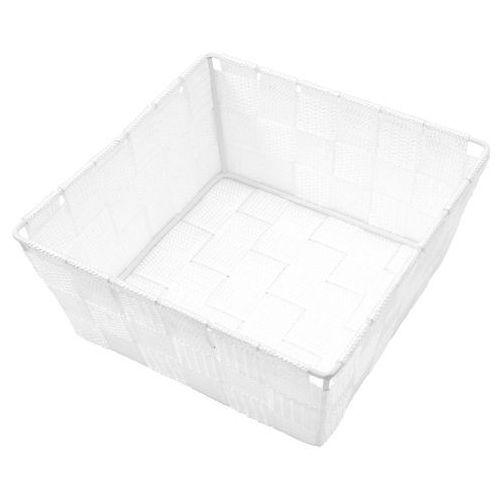 koszyk modena biały 9x19x19 cm marki Sepio
