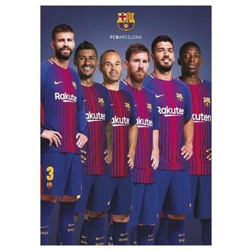 Kartka pocztowa fc barcelona marki Grupoerik