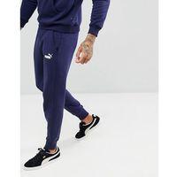 essential skinny joggers in navy 85175306 - navy marki Puma