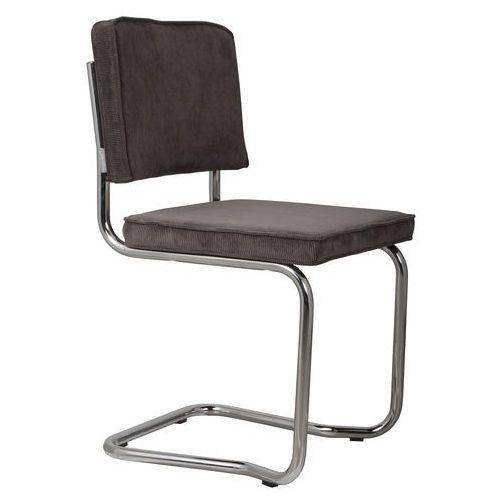 Zuiver Krzesło RIDGE KINK RIB szare 6A 1100059, 1100059