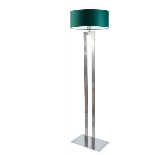 Nowoczesna lampa stojąca ORCHID abażur walec, 5394-2813E