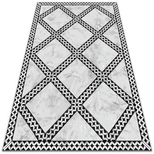 Nowoczesny dywan na balkon wzór nowoczesny dywan na balkon wzór marmur wzorek marki Dywanomat.pl