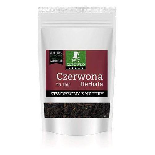 Pan Zdrówko Herbata czerwona Pu-erh 100g (5902114244996) - OKAZJE