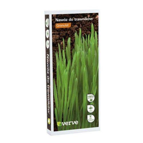 Nawóz do trawników Verve organiczny 10 kg na 400 m2