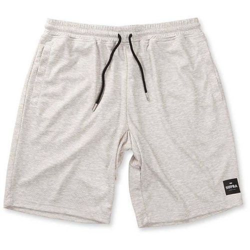 Supra Szorty - rebound short oatmeal heather (041) rozmiar: xl