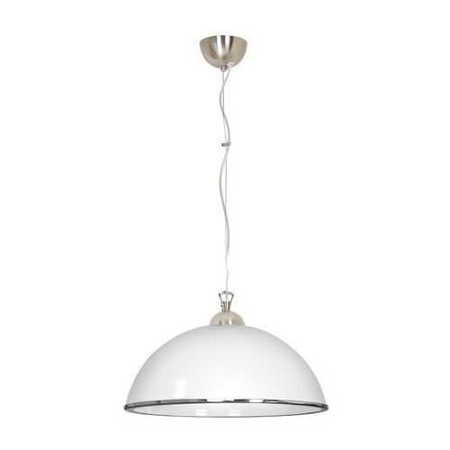 Lampa wisząca zwis żyrandol kuchnia 1x60w e27 biały 4869 marki Luminex