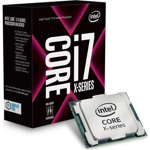 Procesor Intel Core i7-7800X 3.5 GHz, 8.25MB, box (BX80673I77800X) Darmowy odbiór w 21 miastach! (5032037105095)