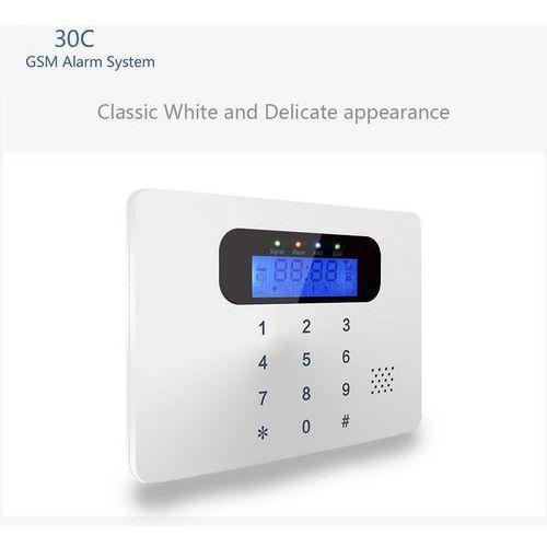 Linbox Alarm bezprzewodowy satlink sl-gsm30c