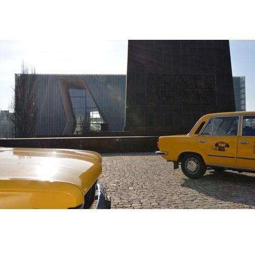 Wycieczka po Warszawie zabytkowym Fiatem 125p - Warszawa Żydowska - 2,5 godziny
