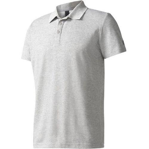 Koszulka polo adidas Essentials Basic S98750, kolor szary