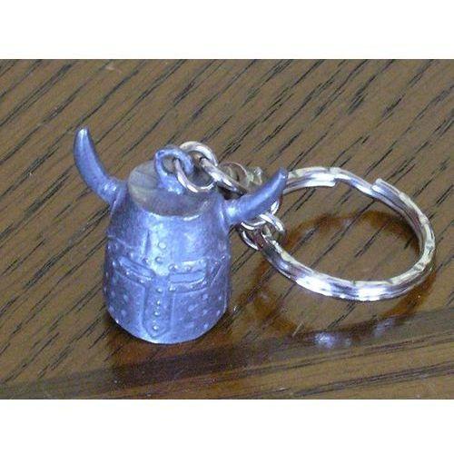 Unikatowy brelok - hełm rycerski templariuszy (agkr/t.01) marki Włochy