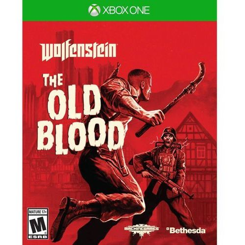 Wolfenstein The Old Blood (Xbox One)