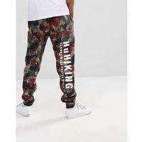 adidas Originals x Pharrell Williams Hu Hiking Joggers In Red CY7870 - Red