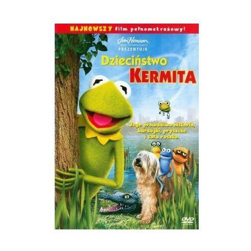 Dzieciństwo Kermita (DVD) - David Gumpel (5903570117312)