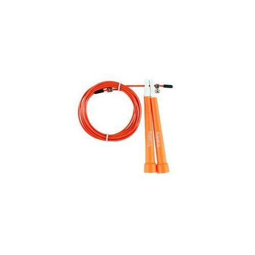 TSR Skakanka Speed Rope 1.0- Pomarańczowy - Pomarańczowy (5903140107422)