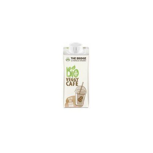 Napój, Mleko Ryżowe z Migdałami i Kawą b/g BIO 200 ml The Bridge, 8019428004110