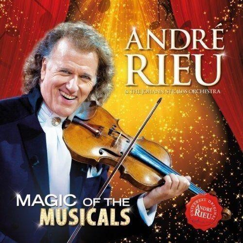 Universal music / universal music Magic of the musicals - andre rieu (płyta cd)