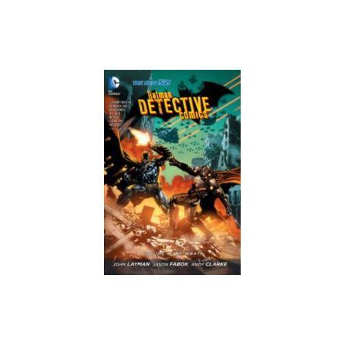 Batman Detective Comics Volume 4: The Wrath TP (The New 52)