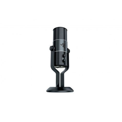 Razer Mikrofon  seiren pro xlr + usb rz05-01320100-r3m1 - odbiór w 2000 punktach - salony, paczkomaty, stacje orlen (8886419312666)