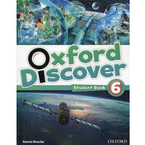 Oxford Discover 6. Podręcznik
