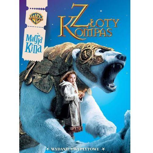 OKAZJA - Magia Kina: Złoty Kompas (DVD) - Chris Weitz (7321919220086)