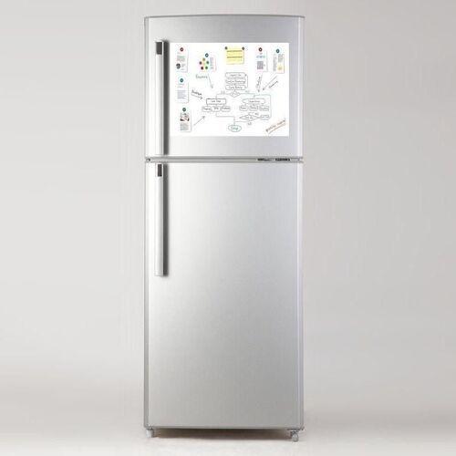 Naklejka suchościeralna na lodówkę na wymiar