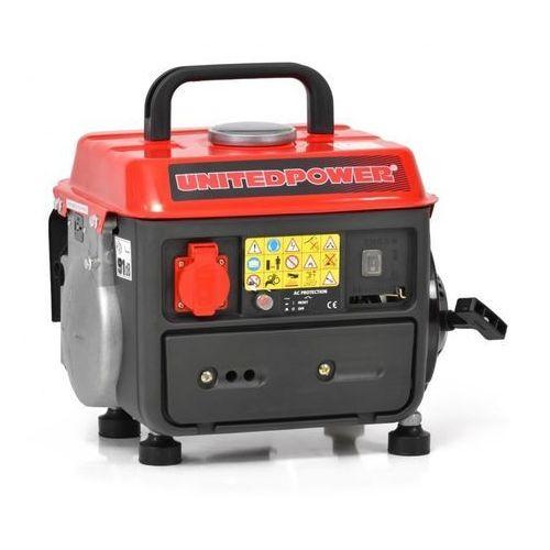 Hecht gg950 agregat generator prądotwórczy unitedpower dc 12v 230v moc 0.72kw 720w ewimax - oficjalny dystrybutor - autoryzowany dealer hecht marki Hecht czechy