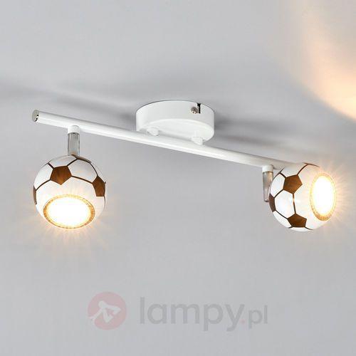 SPOT LIGHT LAMPA PLAY LED LISTWA 2 x GU 10 Nr. 2500204, 2500204