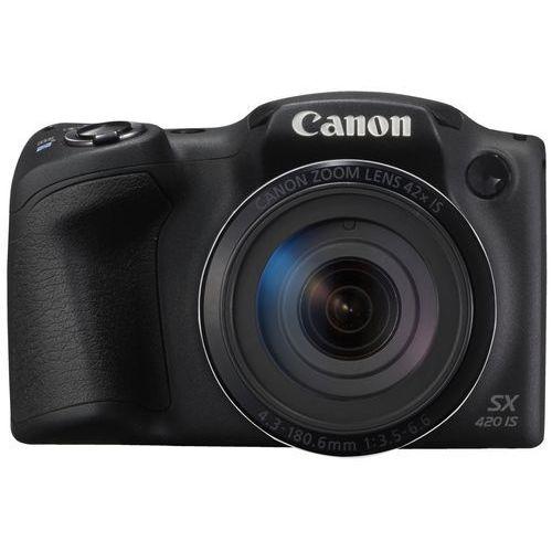 PowerShot SX420 marki Canon - aparat cyfrowy