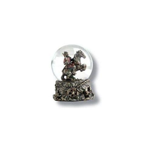 Snow globe with samurai PL 478