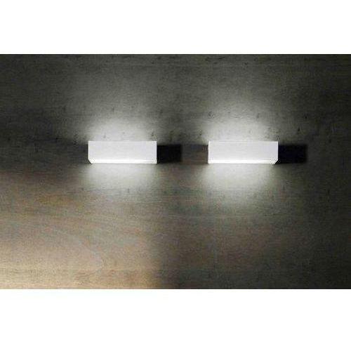 Kinkiet box 610 biały 1 x 55w, 6731 marki Linea light