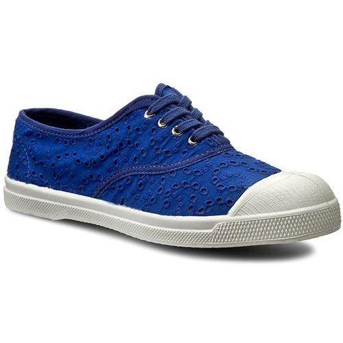 Trampki BENSIMON - Tennis T6 F15004C24705 Blue Vif 0536, kolor niebieski
