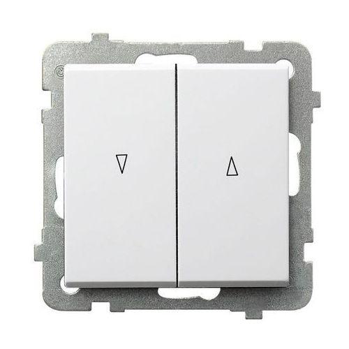 Włącznik żaluzjowy SONATA OSPEL, ŁP-7R/M/00
