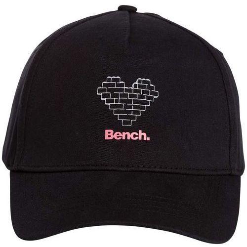 Bench Czapka z daszkiem - interest cap black beauty (bk11179) rozmiar: os