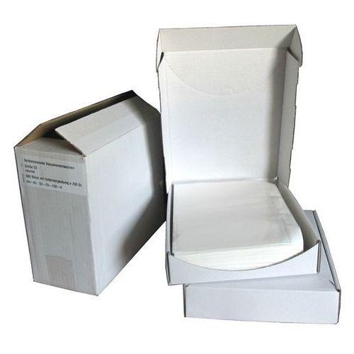Koperty kurierskie Przylgi C5 225 x 160 przeźroczyste 500 szt. z kategorii koszulki, teczki, koperty