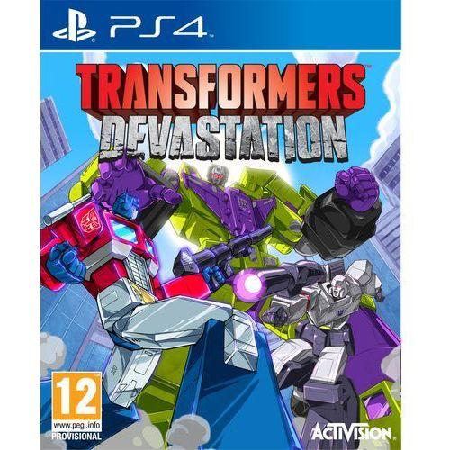 OKAZJA - TRANSFORMERS DEVASTATION (PS4)