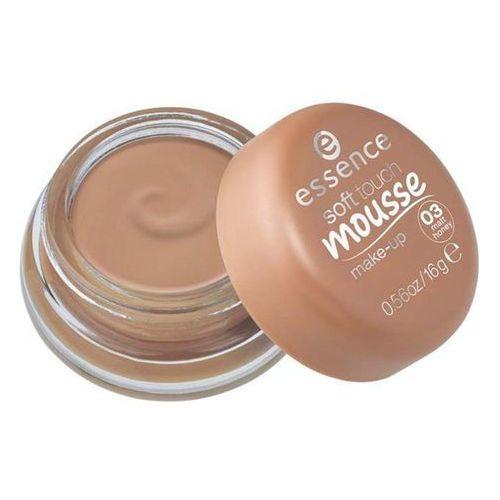 Essence soft touch mousse - podkład w musie 03 matt honey, 16 g